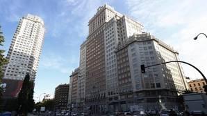 Wanda confirma la venta del Edificio España a Baraka por 272 millones