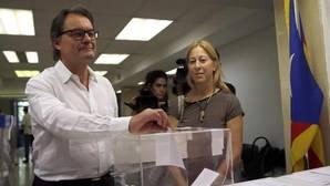 Artur Mas: «Ni la antigua CDC ni el PDC apoyarán en ningún momento a Rajoy»