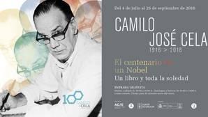 La vida y obra de Camilo José Cela, a través de 600 piezas
