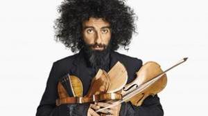 El prestigioso violinista Ara Malikian actuará en Madrid