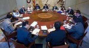 Reunión del Consejo Ejecutivo del Govern