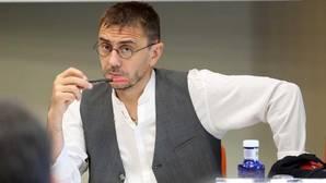 La Complutense suspende a Monedero y le insta a pagar 42.500 euros por sus trabajos de asesoría