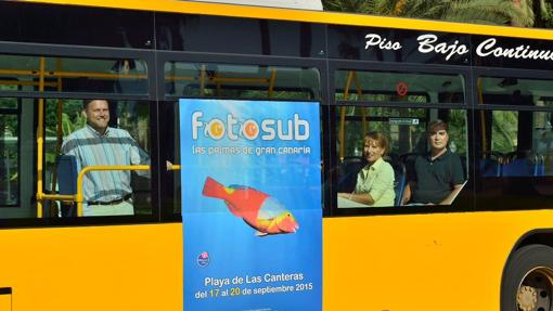 Once líneas de guaguas desesperantes en Las Palmas