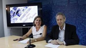 Una clase magistral del cocinero Berasategui y Luz Toledo, claves del «septiembre cultural»