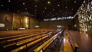San Francisco de Javier: La parroquia compañía de Jesús