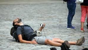 El Camino apuntala su récord en julio con otros 45.545 peregrinos