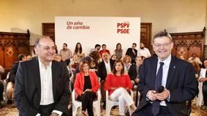 Joan Calabuig deja el Ayuntamiento y abre el relevo en el PSPV de Valencia
