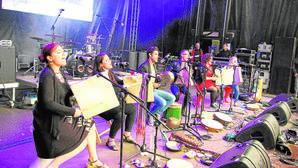 El festival «DemandaFolk» hará las delicias de los habitantes de Tolbaños de Arriba