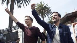 El choque entre Garzón y Errejón sume en otra crisis a Podemos