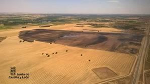 360 Viajeros del AVE Madrid-Galicia afectados por un incendio
