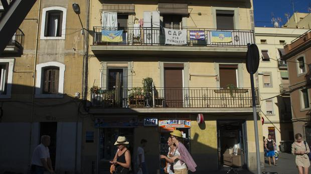 La Barceloneta, uno de los barrios más afectados por la presencia de pisos turísticos ilegales