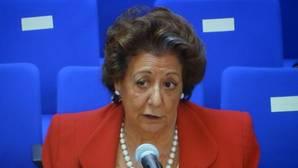 Rita Barberá tendrá que votar si un imputado sigue en su escaño