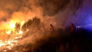 España y Portugal mantienen «relaciones muy fluidas» en la extinción de incendios en ambos territorios