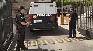 La Policía Nacional detuvo a 1.365 personas entre 2012 y 2015 por delitos relacionados con la corrupción