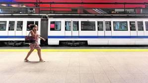 El Metro también descansa por vacaciones