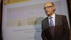 El Gobierno facilita más de 45.600 millones de euros a la Comunidad Valenciana en cinco años