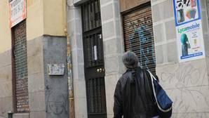 Lavapiés: un «piso» para traficar con droga por 700 euros