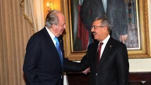Don Juan Carlos visita República Dominicana para acudir a la investidura de Danilo Medina