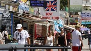 El turismo británico en Benidorm se dispara un 20% ajeno al Brexit