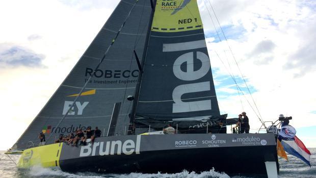 Brunel venció el pasado año la regata ARC desde Gran Canaria a Santa Lucía