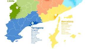 La Diada extenderá el objetivo separatista a la Comunidad Valenciana y Baleares