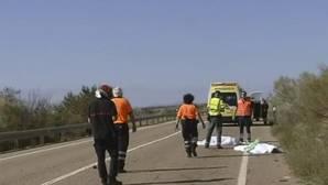 El fin de semana se cierra con 9 muertos en las carreteras, entre ellos dos ciclistas arrollados