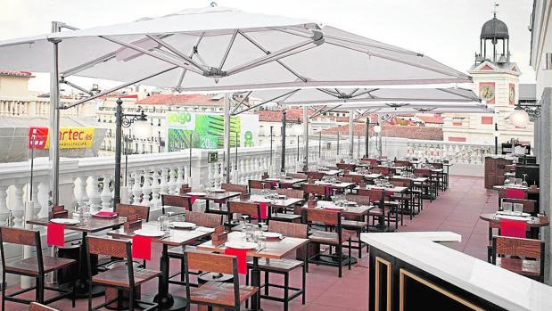 La terraza PuertalSol