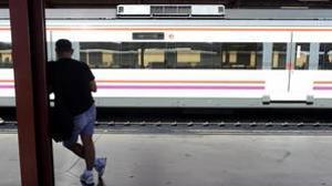 El mes con menos viajeros en la red de Cercanías de Madrid