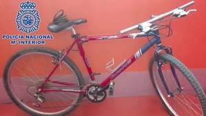 Cae el ciclista que robaba móviles