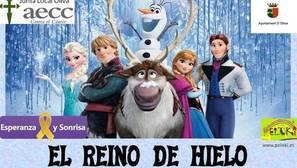 La asociación «Esperanza y Sonrisa» y «Frozen» se unen para combatir el cáncer infantil