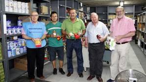 Banco de Alimentos de Toledo: un equipo de estrellas