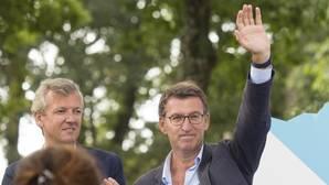 Balance de gobierno Feijóo reivindica su trabajo como aval para «una mayoría excepcional»