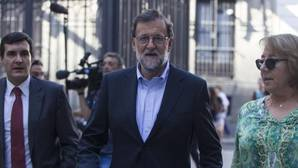 Rajoy: «La formación de gobierno hoy es más un deseo que un hecho»