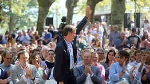 Feijóo señala la «estabilidad» como el reto de Galicia para los próximos cuatro años