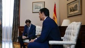 El ritual de las citas exprés de Rajoy y Sánchez