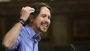Iglesias se declara «antagonista» de Rajoy, ataca a Rivera y apela al PSOE: «Decídase señor Sánchez»