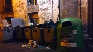 Alicante multará con 750 euros a los vecinos que tiren la basura a deshoras