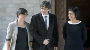 Puigdemont y la CUP acercan posiciones antes de la cuestión de confianza