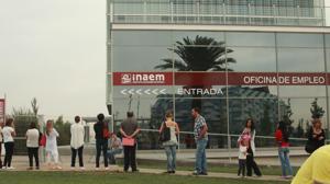 Aragón destruyó más de 5.000 empleos en agosto