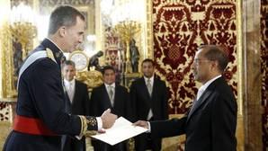 El Rey recibirá este mes las cartas credenciales de una quincena de nuevos embajadores