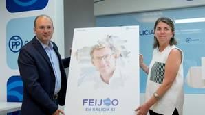 El PPdeG apuesta por Feijóo como reclamo principal de la campaña