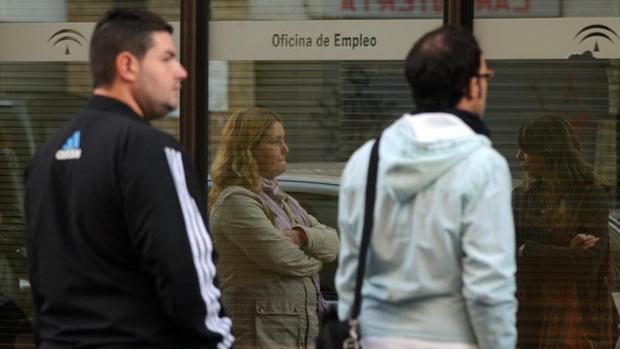 En plena crisis, el desempleo alcanzaba las 206.485 personas