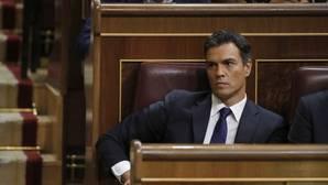 Sánchez bloquea la investidura y llama a un acuerdo «del cambio»