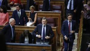 Rajoy solo intentaría otro debate «viable», sin descartar al PNV
