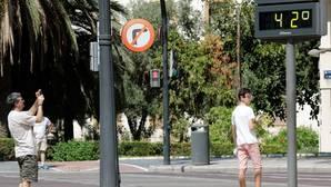 Ola de calor: riesgo de incendio extremo en toda la Comunidad Valenciana para este lunes