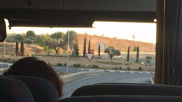 Viaje a Talavera, desde dentro