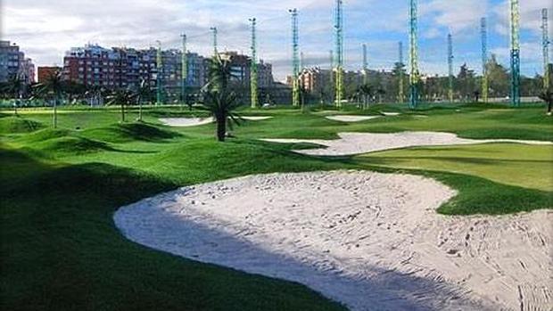 Campo de golf del Canal de Isabel II