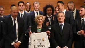 El detalle del Ayuntamiento que no ha gustado en el Real Madrid