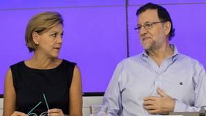El PP escenifica el respaldo total a Rajoy para que siga buscando apoyos