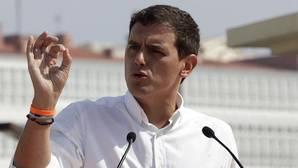 Rivera: «El que no sepa dialogar, que se marche»